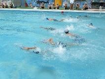 水泳(4年生)