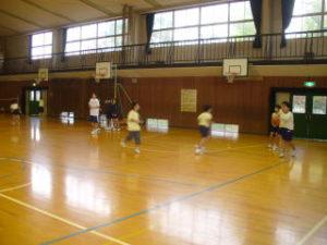 バスケットクラブ、活動の様子