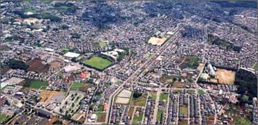 平成13年、大和田地区の写真