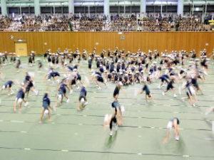 10月17日 小学校総合体育祭Aブロック
