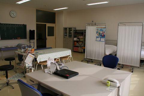写真:保健室1
