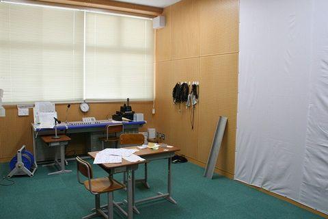 写真:放送室1