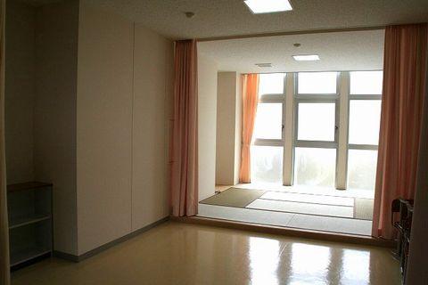 写真:更衣室