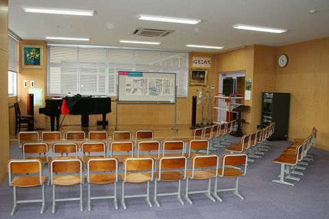 写真:音楽室1