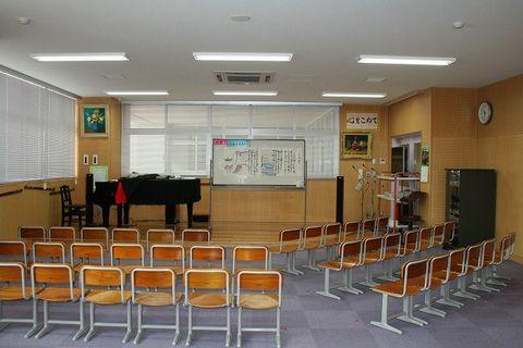 写真:音楽室2