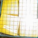 算数資料 黄色の四角(中)