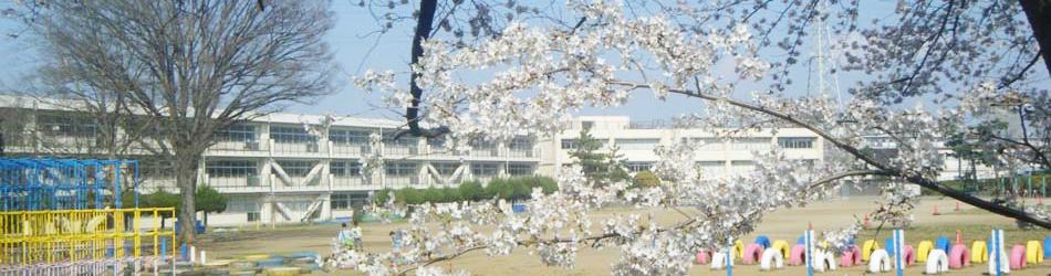 西高津小学校 校舎