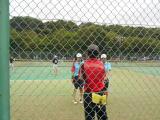 女子テニス部の様子3