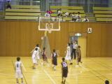 男子バスケット部の様子2