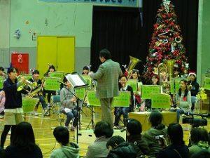 クリスマスコンサートの様子12