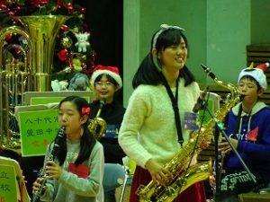 クリスマスコンサートの様子13