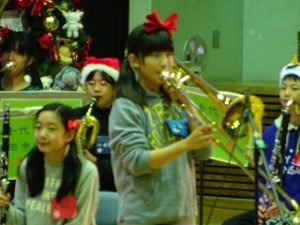 クリスマスコンサートの様子15