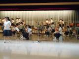吹奏楽部、活動の様子2