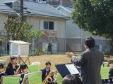 吹奏楽部、活動の様子5