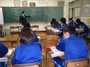 平成最後に社会の授業では,文明開化について学んでいます。