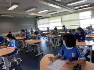 放課後選挙管理委員会が開催されました。