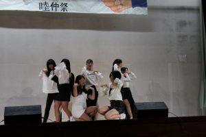 ダンスのプロジェクトの写真です。