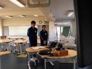 睦中子どもサミット委員がSDGsの紹介をしてくれました。