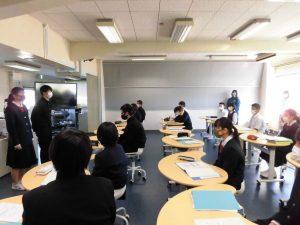 下校後には,学校リーダー会がありました。