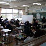 3年A組の担任は井口先生!最後の1年間悔いのないように過ごしましょう!!